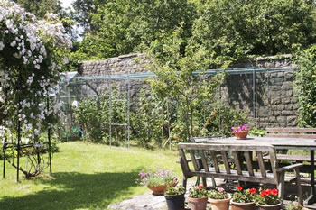 Image of Nutley's Mainframe Walk In Garden Fruit Cage