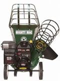 Mighty Mac Woodsman 6 Shredder / Chipper