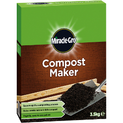 Image of Miracle Gro Compost Maker - 3.5 Kg
