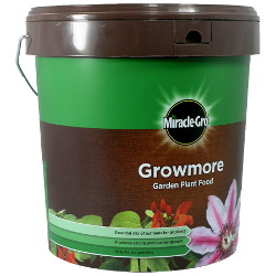 Image of Miracle Gro Growmore Garden Plant Food - 10 Kg