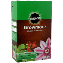 Image of Miracle Gro Growmore Garden Plant Food - 3.5 Kg