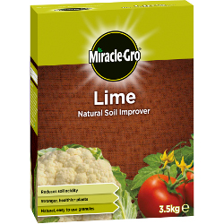 Image of Miracle Gro Lime Soil Improver - 3.5 Kg
