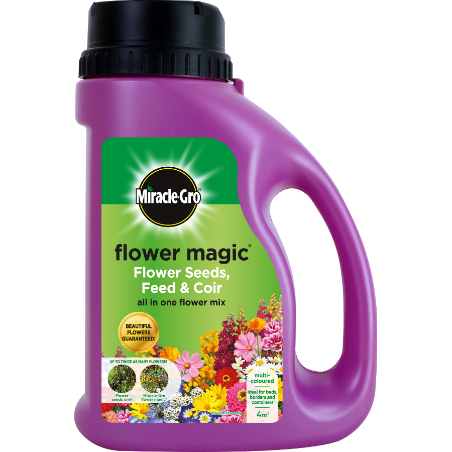 Miracle Gro Flower Magic Multi Coloured 1 Kg 163 11 99