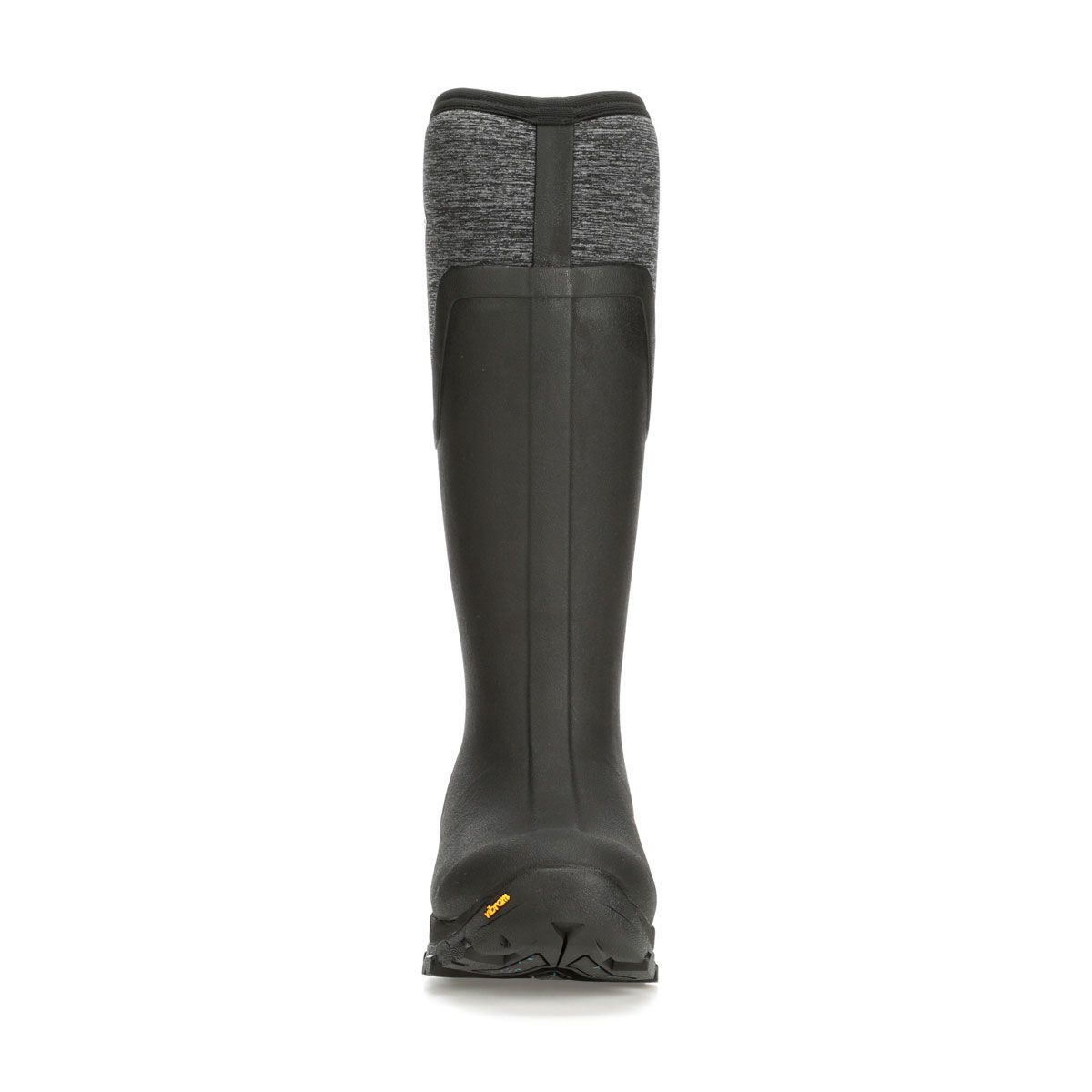 Extra image of Muck Boot - Arctic Ice Tall  - Black/Heather Jersey - UK 4