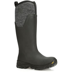 Small Image of Muck Boot - Arctic Ice Tall  - Black/Heather Jersey - UK 4