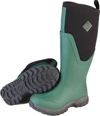 Image of Muck Boot - Arctic Sport II - Green UK 7