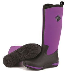 Image of Muck Boot - Arctic Adventure - Purple/Black - UK 8 / EURO 42