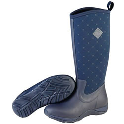 Small Image of Muck Boot - Arctic Adventure - Navy Prints - UK 6