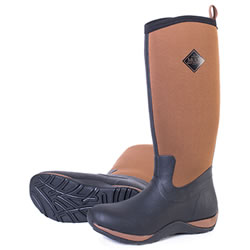 Small Image of Muck Boot - Arctic Adventure - Tan/Black UK Size 3
