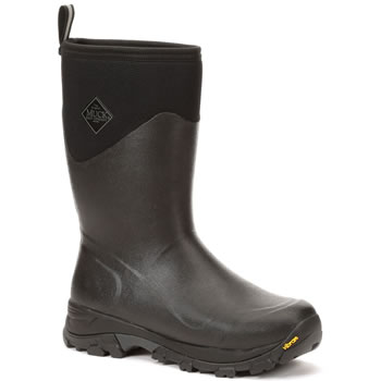 Image of Muck Boot - Arctic Ice Mid - Black - UK 10