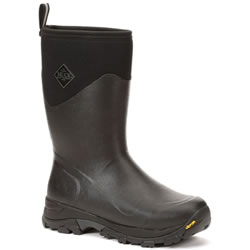 Small Image of Muck Boot - Arctic Ice Mid - Black - UK 10