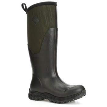 Image of Muck Boot - Arctic Sport II - Black/Moss