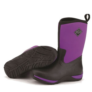 Image of Muck Boot - Arctic Weekend- Purple/Black - UK 7 / EURO 40/41