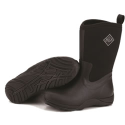 Small Image of Muck Boot - Arctic Weekend - Black