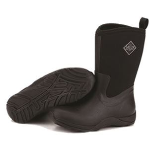 Image of Muck Boot - Arctic Weekend - Black