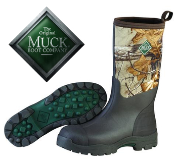 Extra image of Muck Boot - Derwent II - Leaf Camouflage - UK 9