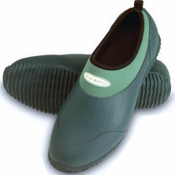 Small Image of Muck Boot - The Daily Shoe- Green UK 3 / EURO 36