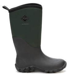 Small Image of Muck Boot - Edgewater II - Black/Green UK5