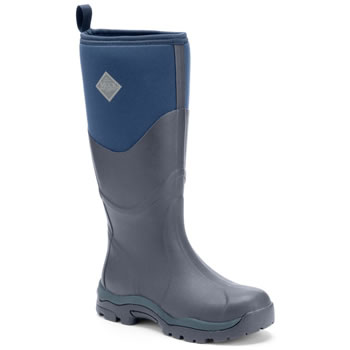 Image of Muck Boot - Greta Max Tall - Navy - UK Size 3