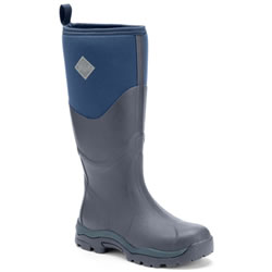 Small Image of Muck Boot - Greta Max Tall - Navy - UK Size 3