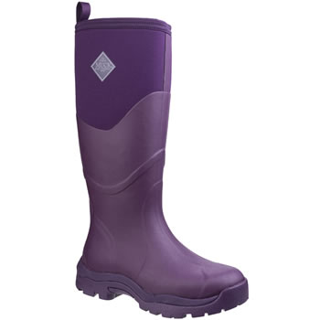 Image of Muck Boot - Greta Max Tall - Purple - UK Size 4