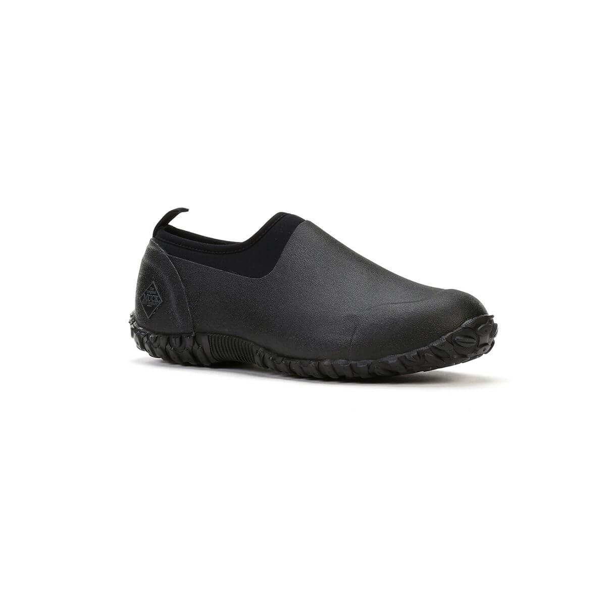 81d9ff4e9fb Muck Boot - Men's Muckster II Low Shoe - Black - UK 8 / EU 42