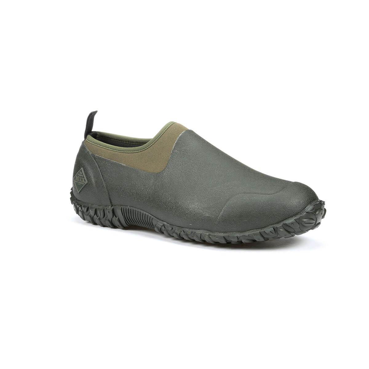 89ade0d2566 Muck Boot - Men's Muckster II RHS Low Shoe - Moss / Green