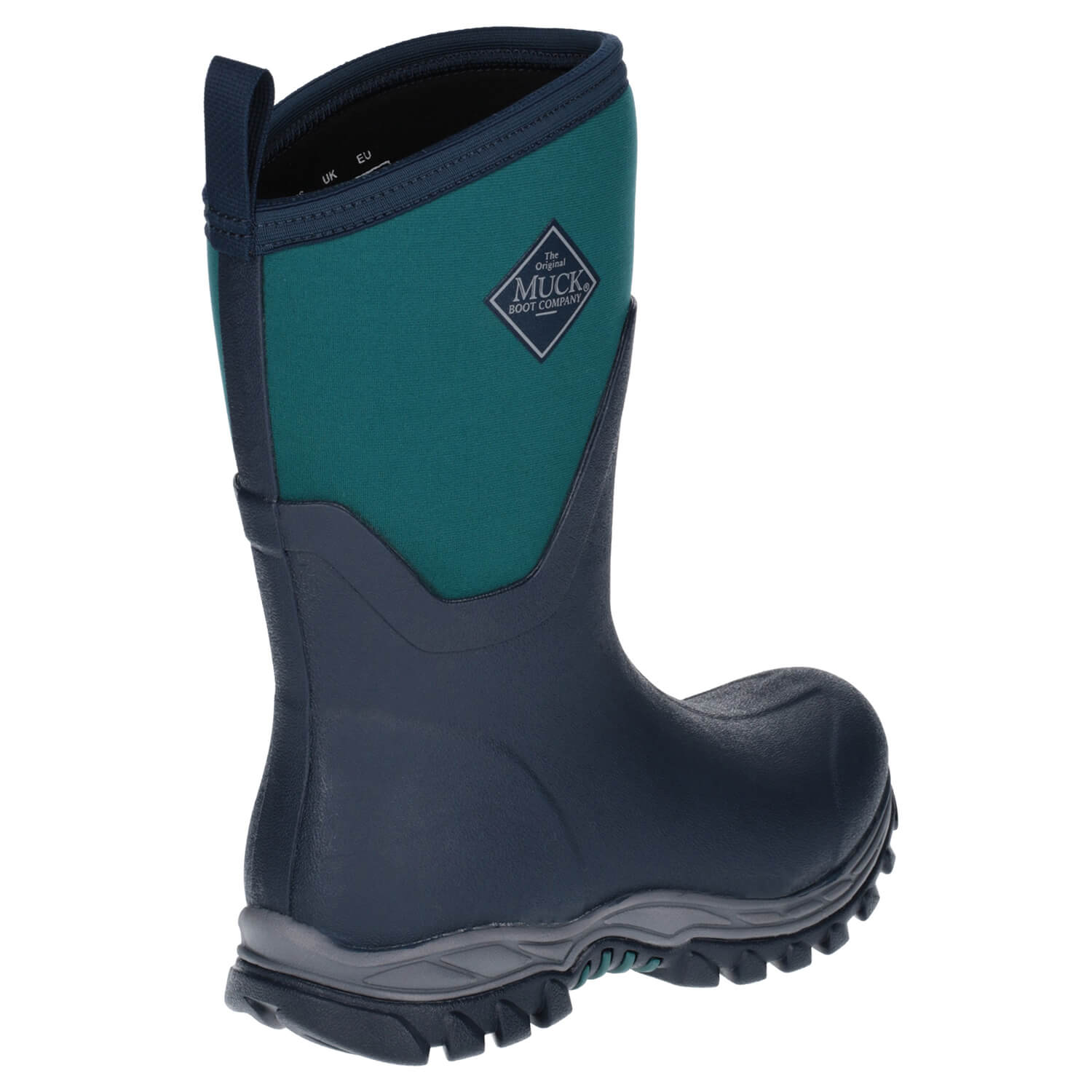 Muck Boot Women S Arctic Sport Ii Mid Boots In Teal Navy
