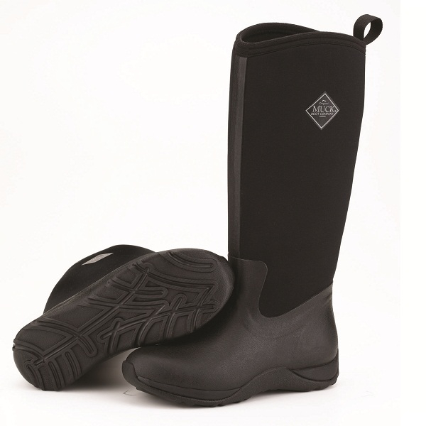 Muck Boot - Arctic Adventure - Black - £74.99 | Garden4Less UK Shop