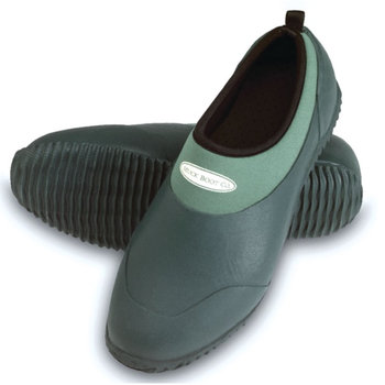 Image of Muck Boot - The Daily Shoe- Green UK 3 / EURO 36
