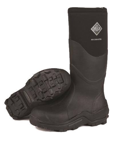 Muck Boot - Muckmaster - Black - £88 | Garden4Less UK Shop