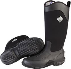 Image of Muck Boot - Tack II Tall Neoprene Boot - Black