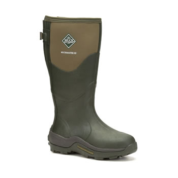 Image of Muck Boot - Muckmaster XF Adjustable Boot - Moss