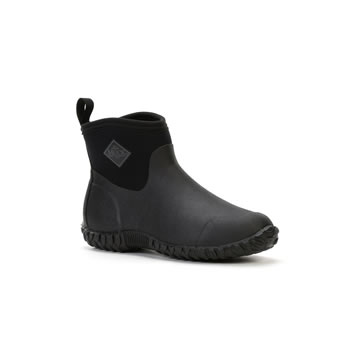 Image of Muck Boot - Muckster II  RHS Slip-on Ankle Boot - Black - UK Size 6