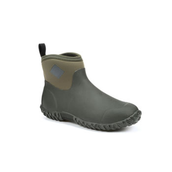 Image of Muck Boot - Muckster Slip-On Ankle Boot - Moss/Green - UK 8 / EU 42