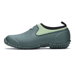 Extra image of Muck Boot - Women's Muckster II Low Shoe - Green