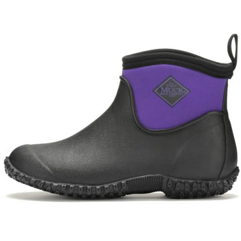 Image of Muck Boot - Women's Muckster Slip-On RHS Ankle Boot - Purple