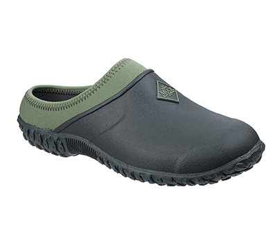 Image of Muck Boot Muckster II Men's Clog in Moss - UK 6