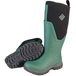 Small Image of Muck Boot - Arctic Sport II - Green UK 8