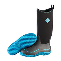 Small Image of Muck Boot - Womens Hale - Harbour Blue/Black - UK Size 7 / Euro 40/41