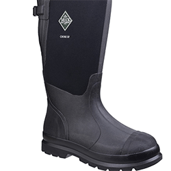 Small Image of Muck Boot Chore XF Boots in Black - UK 6