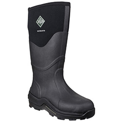 Small Image of Muck Boot - Muckmaster - Black - UK 6 / EURO 39