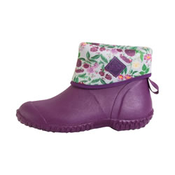 Extra image of Muck Boot Women's Muckster II RHS Mid Boots - Purple