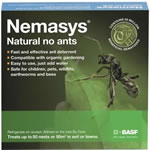 Small Image of Nemasys No Ants Nematodes Organic Pest Control - 50 nests