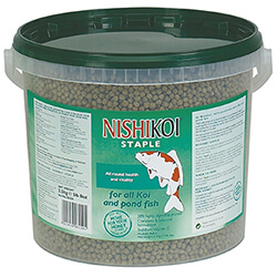 Small Image of Nishikoi Fish Food 2.5kg Staple (Large Pellet)