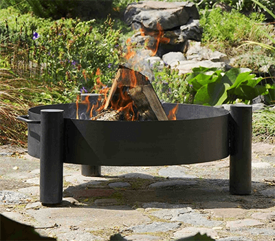 Image of Cook King Haiti 80cm Fire Bowl