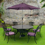 Small Image of Gypsy 6 Seater Furniture Set Coke/Blackberry by Idle Rose