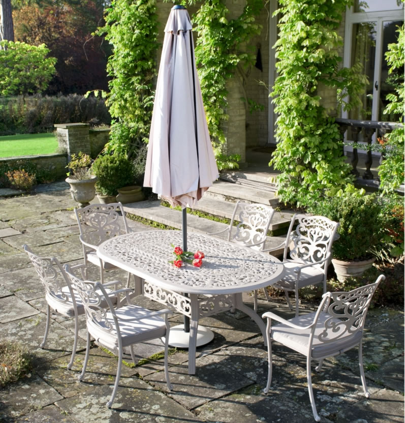 Idle Rose Garden Furniture