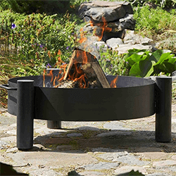 Small Image of Cook King Haiti 80cm Fire Bowl