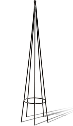 Reviews for small garden obelisk patio at for Gardening 4 less reviews